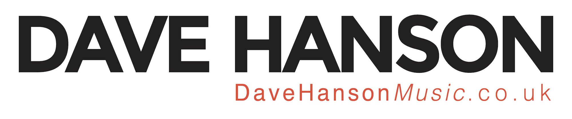 DAVE HANSON MUSIC | davehansonmusic.co.uk