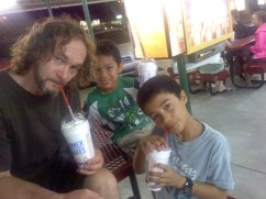One of many Sonic shake stops.