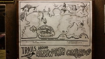Ainsworth hikes.