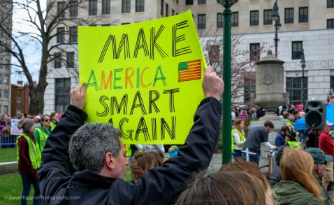 """""""Make America Smart Again"""""""