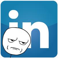 Bad LinkedIn!