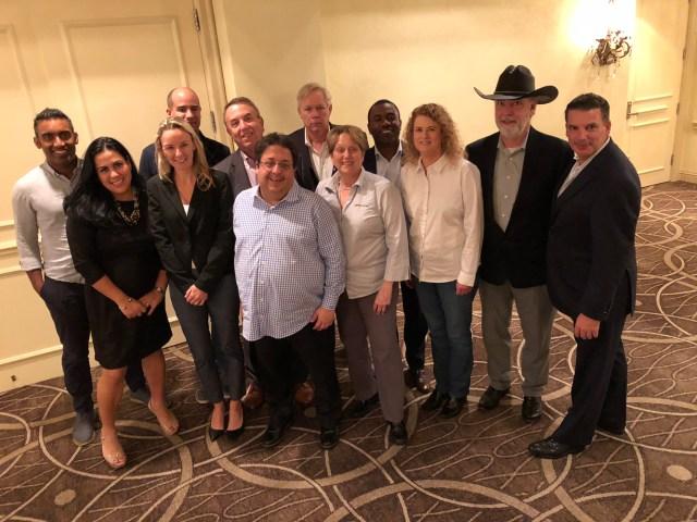 Strategic Sales Academy 1 Group Photo