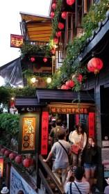 Tea House - Jiufen, Taiwan