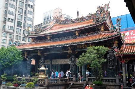 Longshan Temple - Taipei, Taiwan