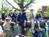 Memorial Day on the Litchfield Green