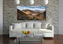 Grisedale Tarn Bowl - Canvas Print on Wall