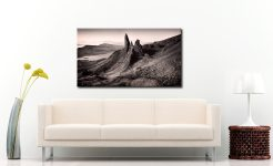 The Storr Isle of Skye - Canvas Print on Wall