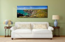 Spring in Pembrokeshire - Canvas Print on Wall