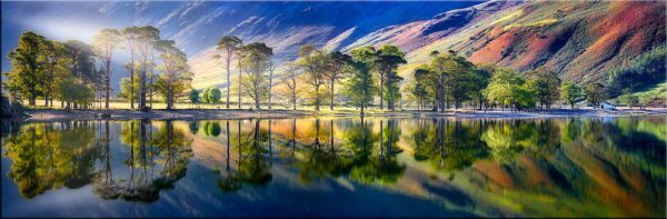 Buttermere Tranquility - Canvas Print
