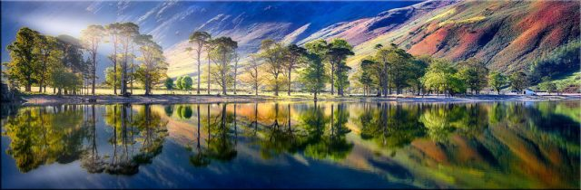 Buttermere Tranquility - Canvas Prints