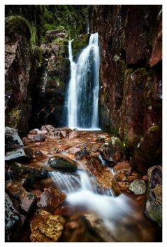 Scale Force Gorge - Lake District Print