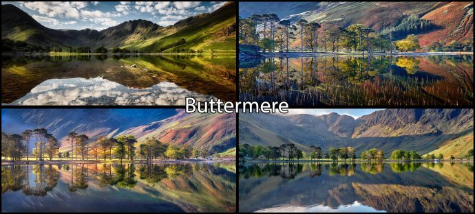 Buttermere Mugs 4 Pack