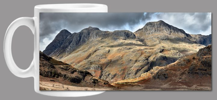 The Langdale Pikes Mug