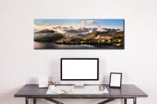Derwent Water Sunrise - Lake District Canvas on Wall