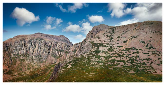 Sca Fell Pikes - Lake District Print
