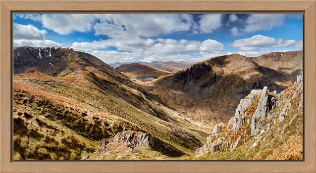 Fairfield to Dollywagon Pike - Modern Print