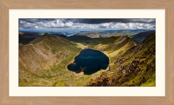 Red Tarn - Framed Print