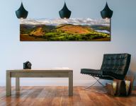 Hallin Fell Panorama - Lake District Canvas on Wall