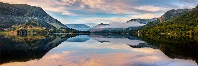 Ullswater Calmness - Canvas Print