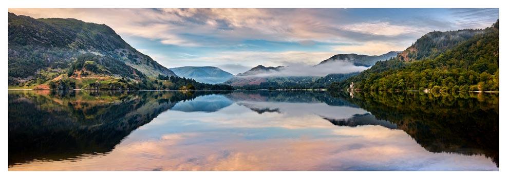 Ullswater Calmness - Lake District Print