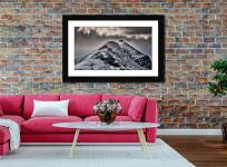 Marsco Isle of Skye - Framed Print with Mount on Wall