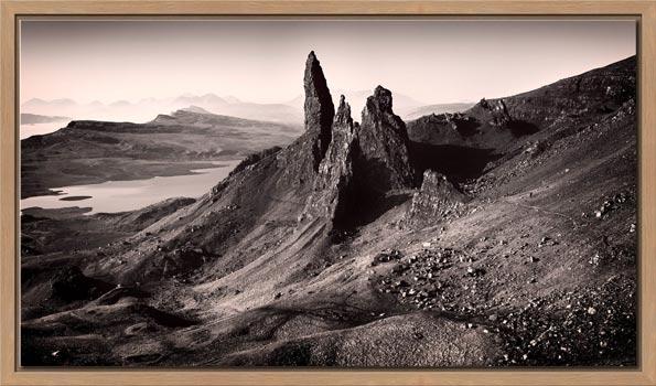 The Storr Isle of Skye - Modern Print