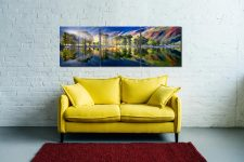Buttermere Tranquility - UltraHD Print with Aluminium Backing on Wall