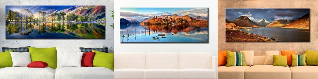 Lake District canvas header
