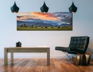 Dawn Skies Over Castlerigg - Canvas Print on wall
