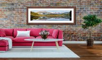 Elterwater Tranquility - Framed Print with Mount on Wall