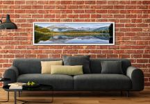 Elterwater Tranquility - White Maple floater frame with acrylic glazing on Wall