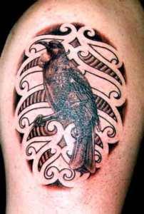 Tui Tattoo Tauranga