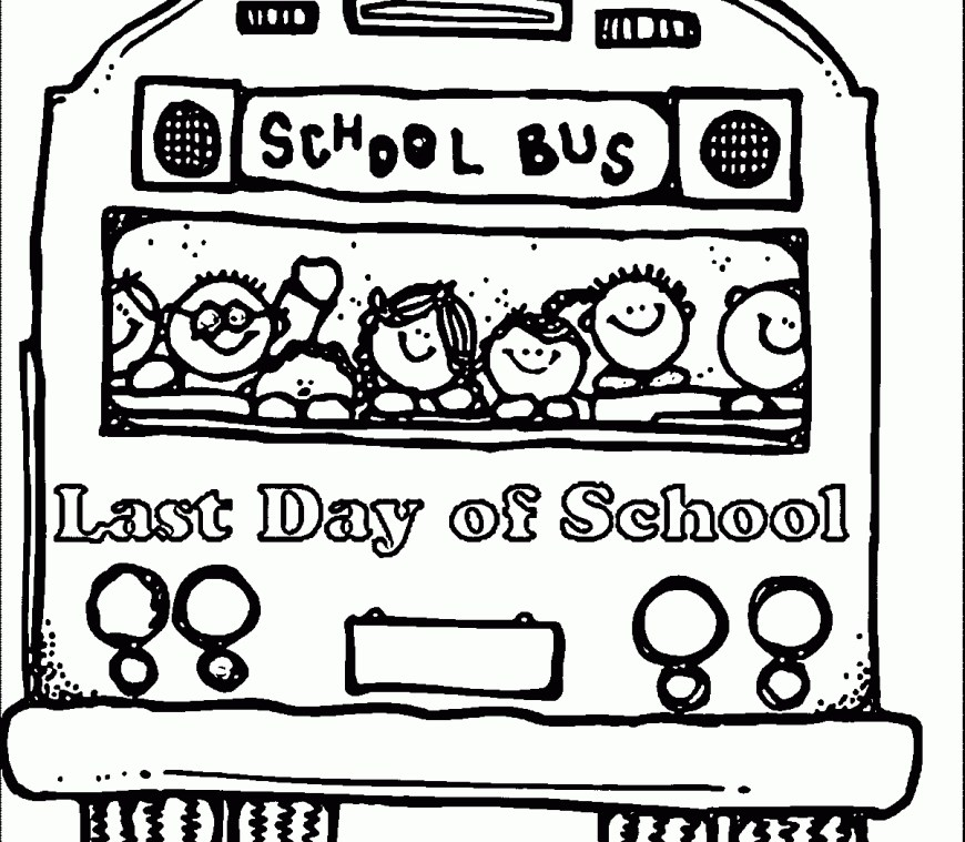 100th Day Of School Coloring Pages Last Day Of School Coloring Pages First Page Tearing Grade To