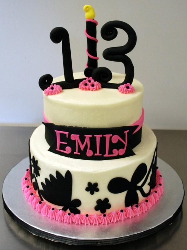 13Th Birthday Cake 13th Birthday Cake Cakecentral