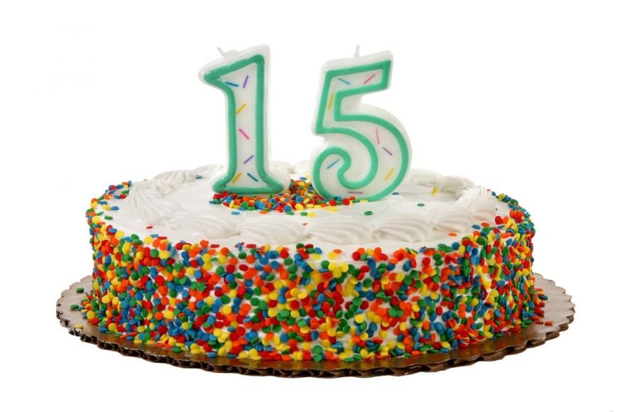 15Th Birthday Cakes 15 Birthday Cakes 15th Birthday Cake Images Happy Birthday Cake