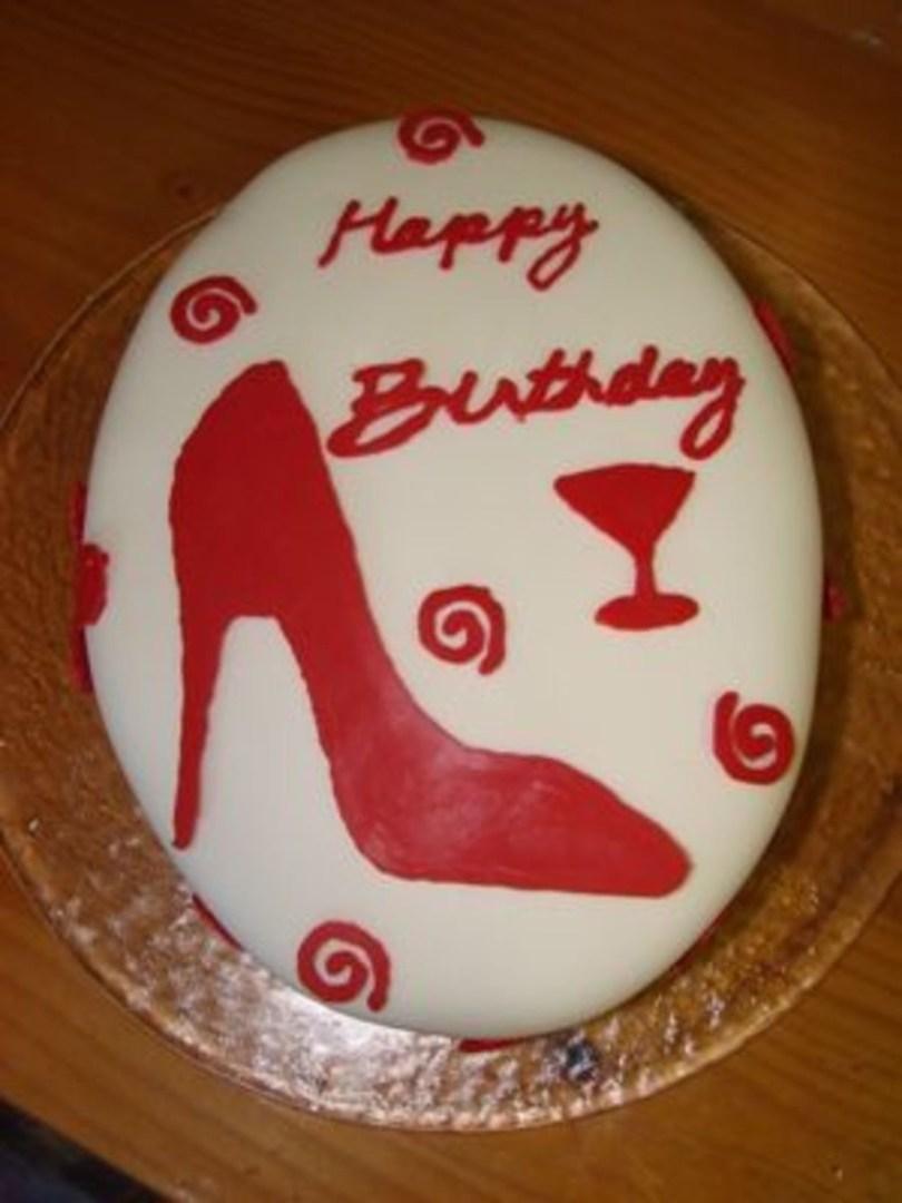20Th Birthday Cake 20th Birthday Cake Cakecentral