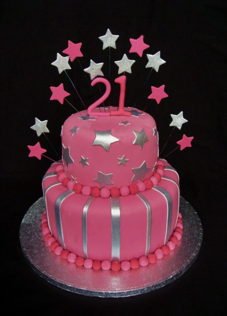 27 Creative Picture Of 21st Birthday Cake Ideas