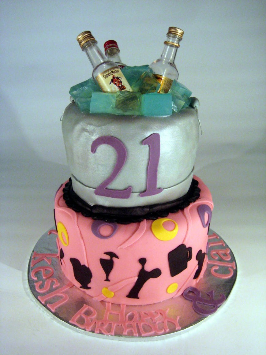 21St Birthday Cakes 21st Birthday Cakes Decoration Ideas Little Birthday Cakes