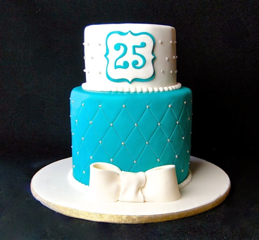 25Th Birthday Cake Ideas 25th Birthday Cake Ideas 25th Birthday Cake Images Happy Birthday