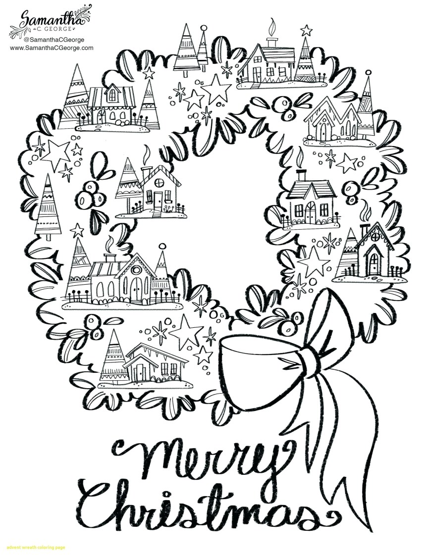 Advent Wreath Coloring Page Advent Wreath Coloring Pages Printable Futurama