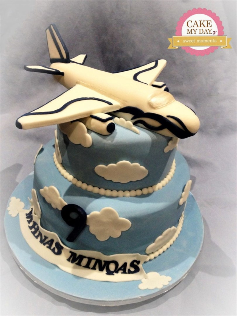 Airplane Birthday Cake Aeroplane Birthday Cake Cakecentral