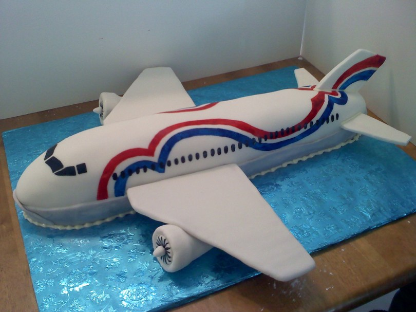 Airplane Birthday Cake Airplane Birthday Cake Gaspar Rodriguez Flickr