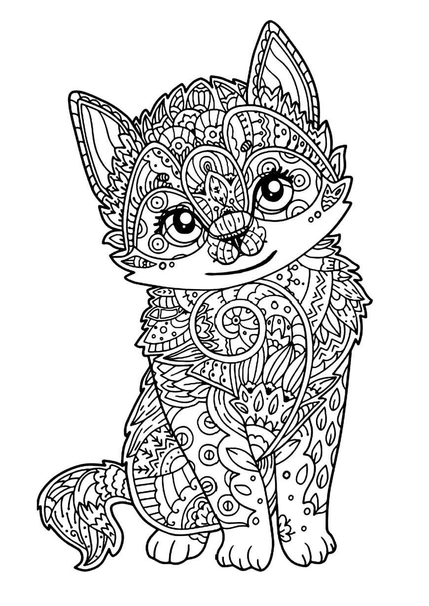 Animal Coloring Pages Animal Coloring Pages Small 8485 24203416 Attachment Lezincnyc
