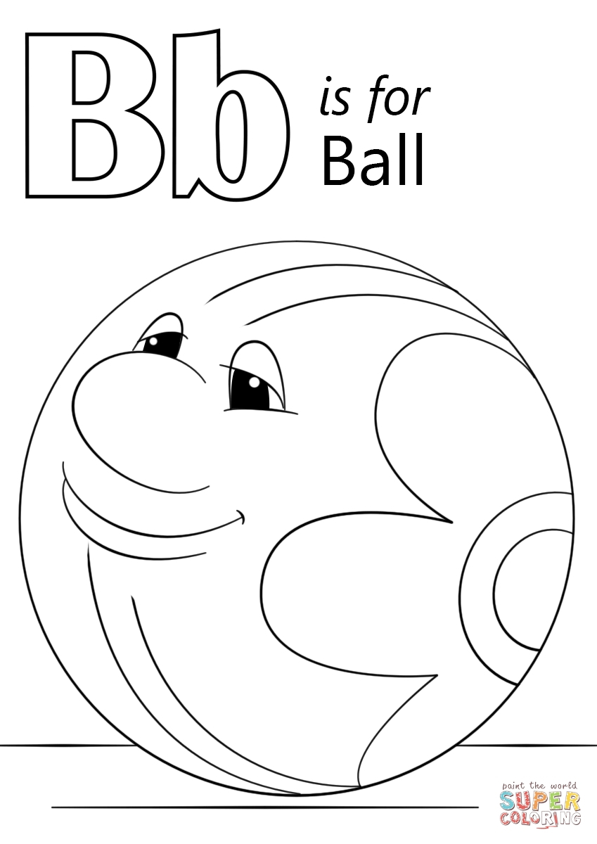 Ball Coloring Pages Ball Coloring Pages At Getdrawings Free For Personal Use Ball