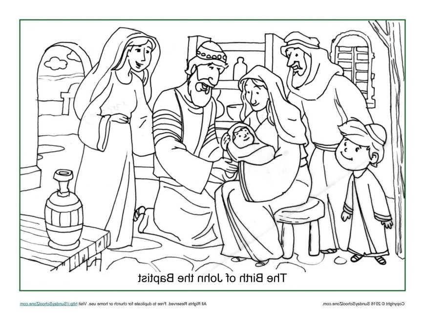 Baptism Coloring Pages Jesus Birth Coloring Pages Nocl Jesus Is Born Coloring Pages Fresh