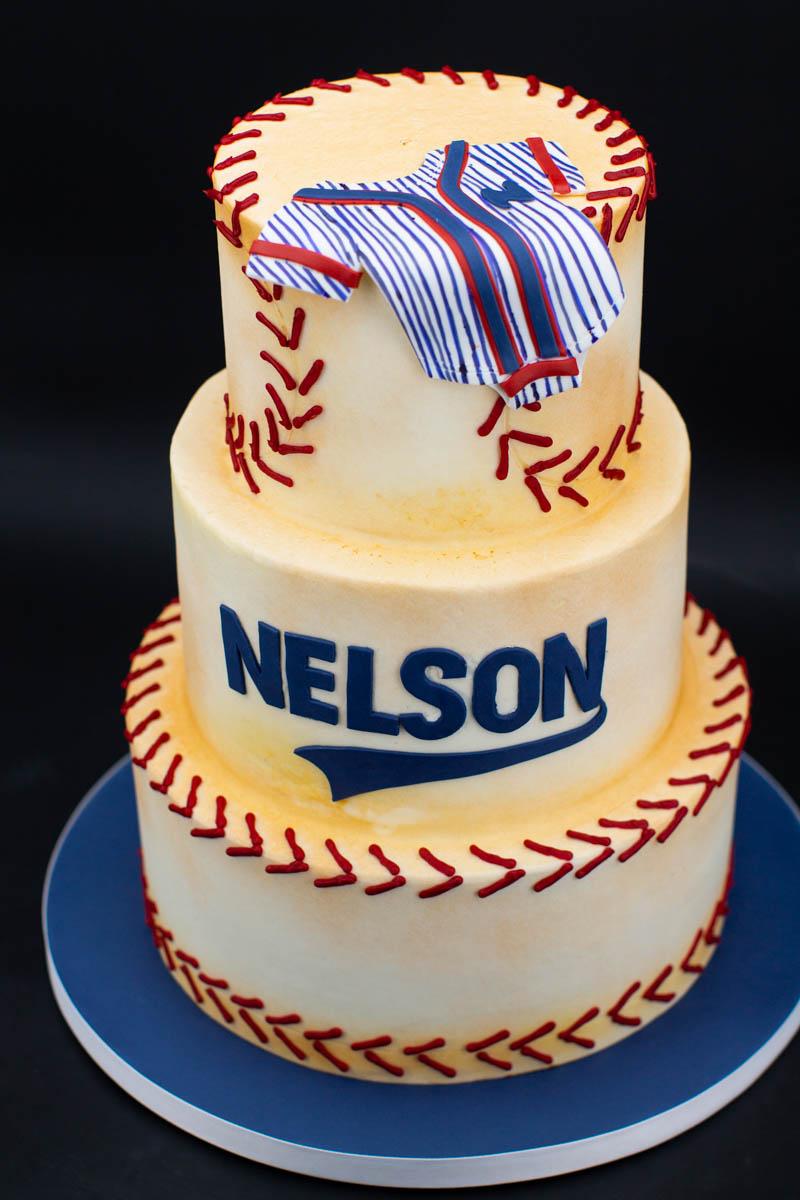 Baseball Birthday Cake Baseball Birthday Cake Cake Of The Week