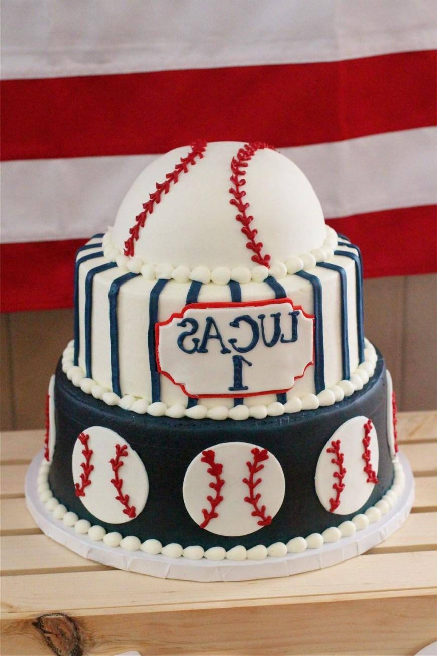 Baseball Birthday Cake Baseball Birthday Cakes Ffdn Baseball Birthday Cake Ali Does It