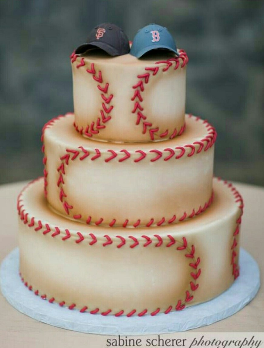 Baseball Birthday Cake Baseball Cake Baking Pinterest Cake Cake Decorating And