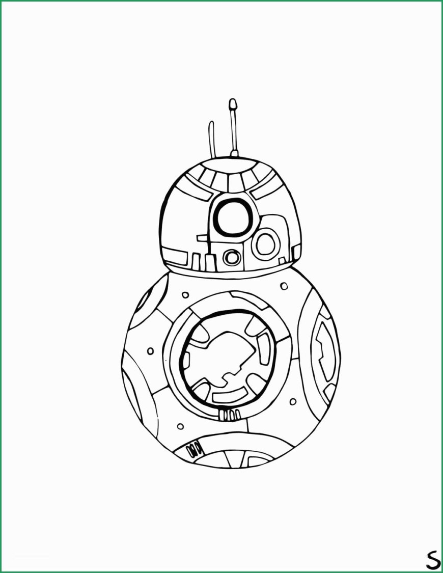 Bb8 Coloring Page Bb8 Coloring Page Lovely Bb8 Pages Coloring Pages Coloring Pages