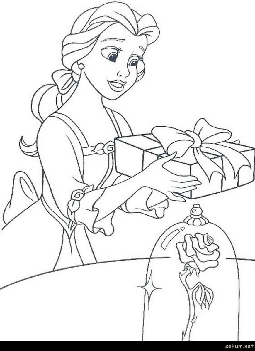 Belle Coloring Pages Coloring Pages Belle Belle Coloring Pages Belle Princess Coloring